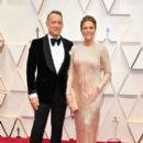 Tom Hanks and Rita Wilson At The 92nd Annual Academy Awards - Arrivals - 400 x 600