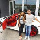 Blac Chyna Buys Herself a Brand New $272K Ferrari 488 Spider - July 24, 2017 - 454 x 341