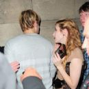 Harry Potter after party on Friday (July 8) at the Old Billingsgate Market in London