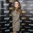Kelly Brook – Cineworld Leicester Square Relaunch Party in London - 454 x 695