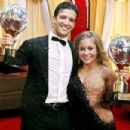 Mark Ballas and Shawn Johnson