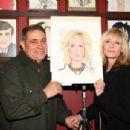 Dan Lauria & Judith Light At Sardi's