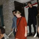 Taylor Swift – Leaving Madonna's 'Madame X Tour' in Brooklyn