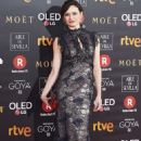 Emily Mortimer – 2018 Goya Awards in Madrid – Spain - 454 x 682