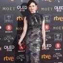 Emily Mortimer – 2018 Goya Awards in Madrid – Spain