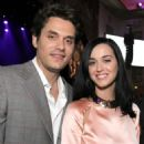 Katy Perry & John Mayer - The Friars Foundation Annual Applause Awards Gala - 454 x 605