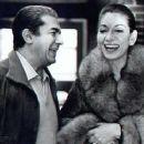 Maria Callas and Giuseppe Di stefano
