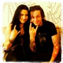 Chuck Hipolitho and Amy Lee
