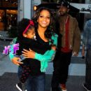 The Dream and Christina Milian - 454 x 739
