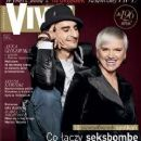 Michal Koterski, Katarzyna Figura - VIVA Magazine Cover [Poland] (11 December 2007)
