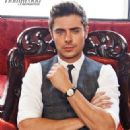 Zac Efron - The Hollywood Reporter Magazine Pictorial [United States] (9 March 2014)