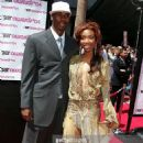 Brandy and Quentin Richardson - 454 x 723