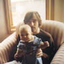 Kurt Cobain & Frances Bean
