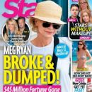 Meg Ryan - Star Magazine Cover [United States] (5 October 2015)