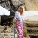Victoria Silvstedt at Hotel du Cap in Antibes - 454 x 600