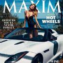 Bregje Heinen Maxim Magazine November 2014