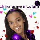 China Anne McClain - 300 x 400