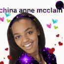 China Anne McClain - 300 x 400