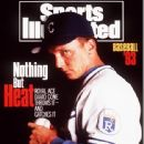 David Cone - Sports Illustrated Magazine Cover [United States] (5 April 1993)