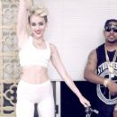 Miley Cyrus and Mike WiLL Made It - 454 x 255