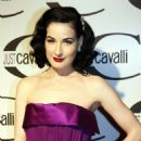 Dita Von Teese - Cavalli Party In Paris During The Fall/Winter 2008-2009 Ready-to-wear Collection Show, 26.02.2008.