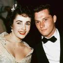 Elizabeth Taylor and Nicholas Conrad Hilton Jr. - 384 x 500
