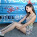 Victoria Justice Line Up Magazine Marchapril 2015