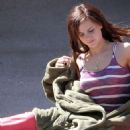 """Emma Watson's """"Bling Ring"""" Relaxation"""