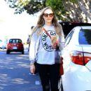 Amanda Seyfried at Fred Segal in West Hollywood - 454 x 681