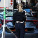 Rachael Taylor – Filming 'Jessica Jones' in New York City - 454 x 681