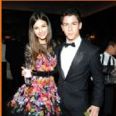 Victoria Justice and Nick Jonas