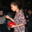 Irina Shayk – Tommy Hilfiger's Birthday Bash in New York