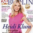 Heidi Klum  -  Magazine Cover - 454 x 594