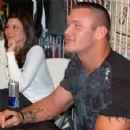 Randy Orton and Samantha Speno - 425 x 446