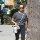 Ashley Tisdale – Out in Studio City - 454 x 681