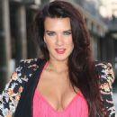 Natalie Burn Bikini Photoshoot In Santa Monica