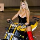 Chantelle Houghton - Feb 01 2008 - Opens The Bike Show At The Excel Centre In London - 454 x 739
