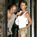 Michael Bolton and Nicollette Sheridan