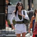 Bethenny Frankel: Spotted out in New York City