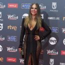 Kate del Castillo- Platino Awards 2017- Red Carpet - 399 x 600