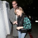 Chloe Grace Moretz – Night out with her brother Trevor Moretz in West Hollywood