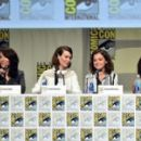 Nicole Beharie- July 26, 2014- Entertainment Weekly: Women Who Kiss Ass Panel and Press Line - 400 x 266