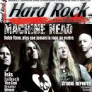 Dave McClain (drummer), Phil Demmel (musician), Adam Duce, Robb Flynn - Hard Rock Magazine Cover [France] (March 2007)