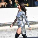 Cheryl Tweedy – L'Oreal Runway Show in Paris
