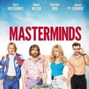 Masterminds (2016) - 454 x 669