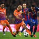 FC Barcelona v Manchester City FC - UEFA Champions League - 454 x 326
