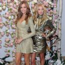 Josephine Skriver and Elsa Hosk – All-new LOVE fragrance event in NYC - 454 x 639
