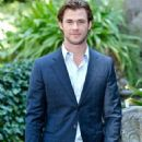 """Chris Hemsworth attended a photocall for """"Rush"""" in Rome, Italy on Saturday (September 14)"""