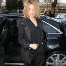 Kylie Minogue - In London, 18 January 2010