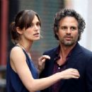 Mark Ruffalo and Keira Knightley